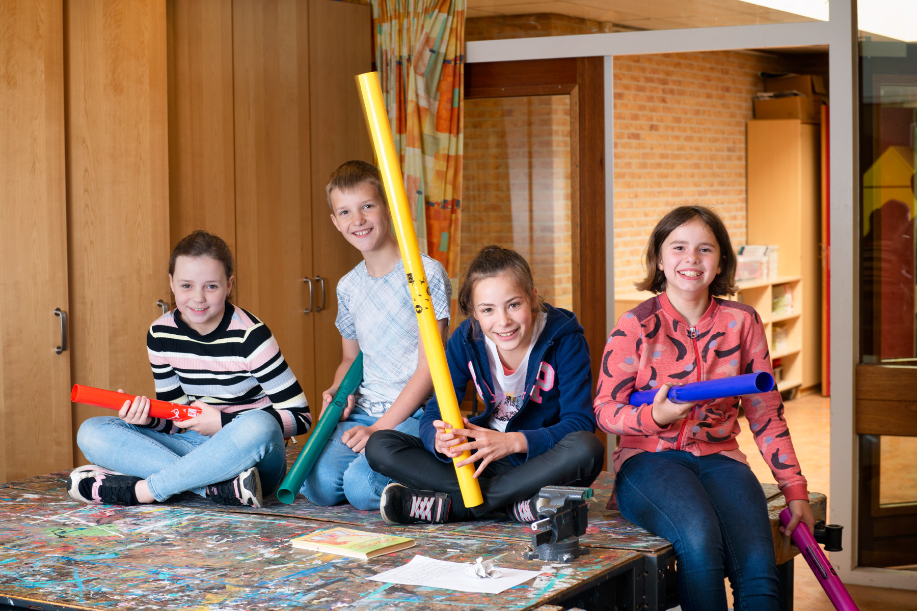 Kindcentrum Van Den Bergh 38 LR